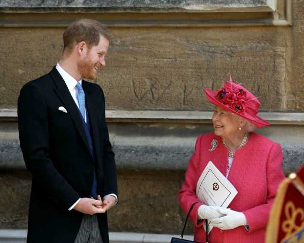 Queen Elizabeth II Proved She Would Do Almost Anything for Prince Harry in Throwback Video