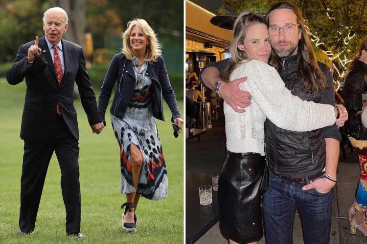 RHOC's Meghan King marries President Joe Biden's nephew Cuffe Owens in small ceremony after just WEEKS of dating