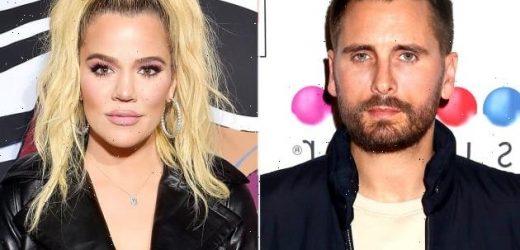 Scott Disick Lashes Out at Khloe Kardashian Following Kourtneys Engagement!