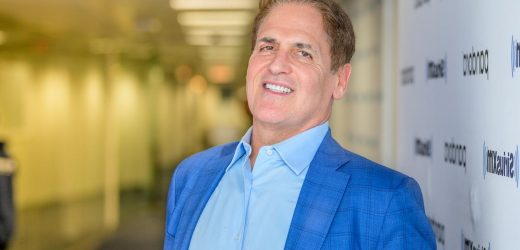 'Shark Tank': Mark Cuban Is the Richest Judge, and It's Not Even Close