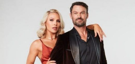 Sharna Burgess and Brian Austin Green Respond to Claims they Stormed Out of DWTS