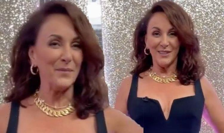 Shirley Ballas sparks frenzy in boob-baring Strictly look as fan fears she may pop out