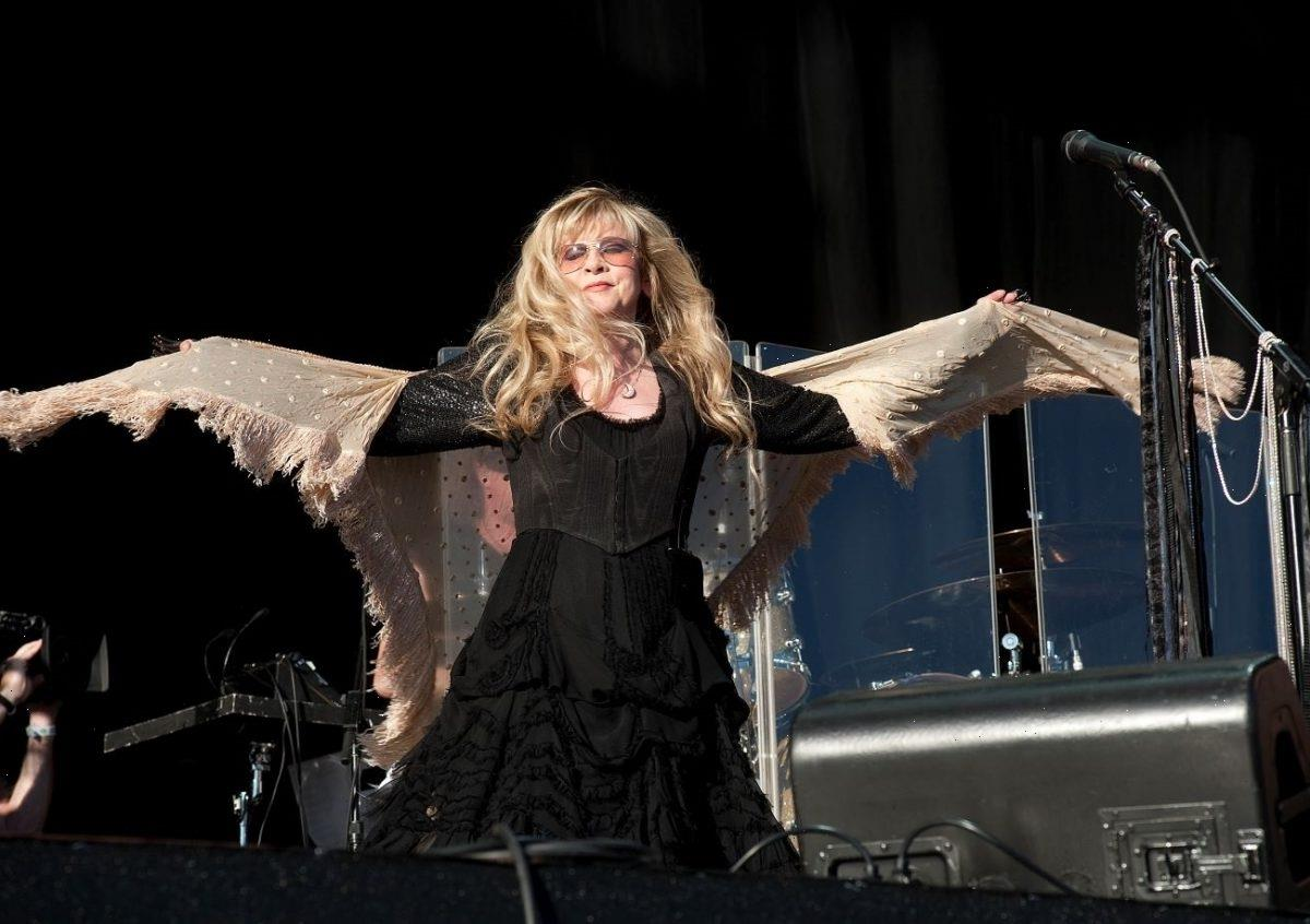 Stevie Nicks Has Thousands of Shawls in a Temp-Controlled 'Shawl Vault'
