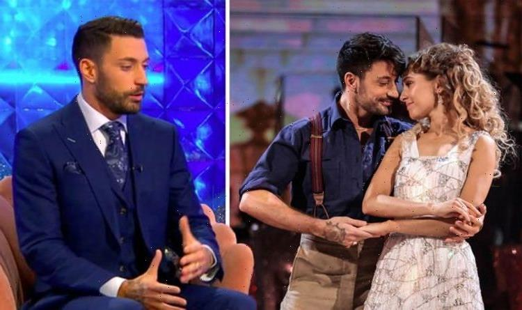 Strictlys Giovanni Pernice praises Rose Ayling-Ellis as he dotes on incredible partner