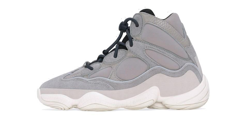 """Take an Official Look at the adidas YEEZY 500 """"High Mist Stone"""""""
