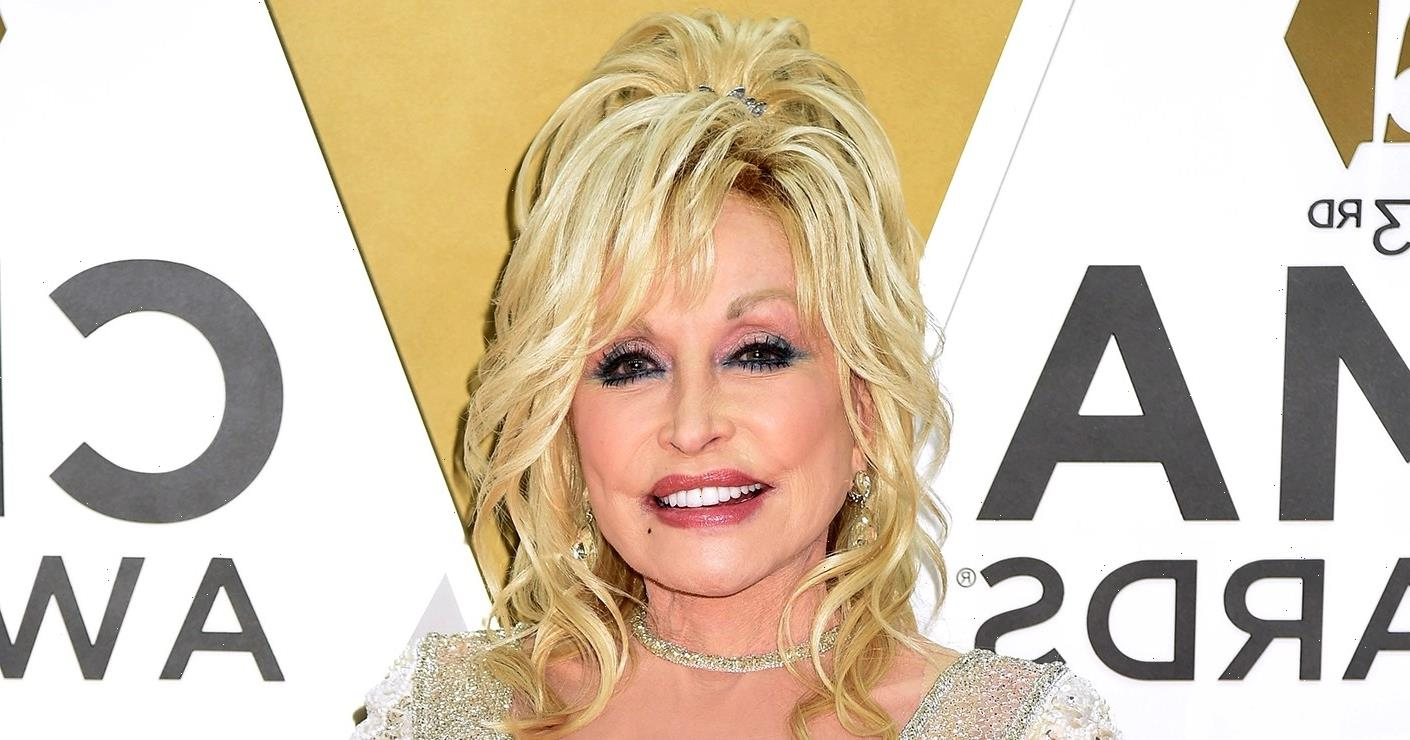 The Reason Dolly Parton Gets Butterfly Tattoos Over Her Scars