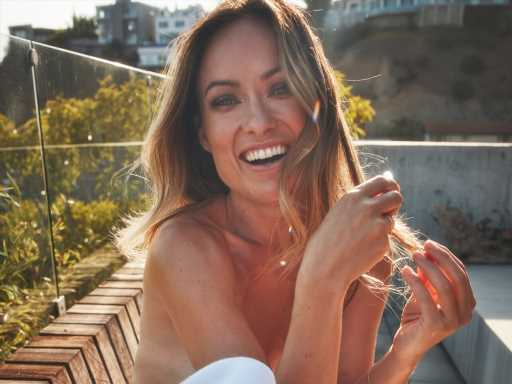 These Naked Olivia Wilde Photos Showcase the Actress More Confident Than Ever After Welcoming 2 Kids