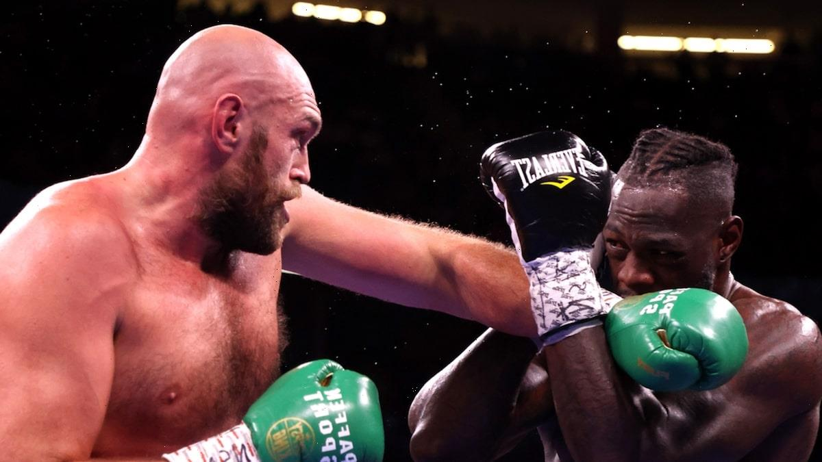 Tyson Fury Knocks Out Deontay Wilder In 11th, Instant Classic!!