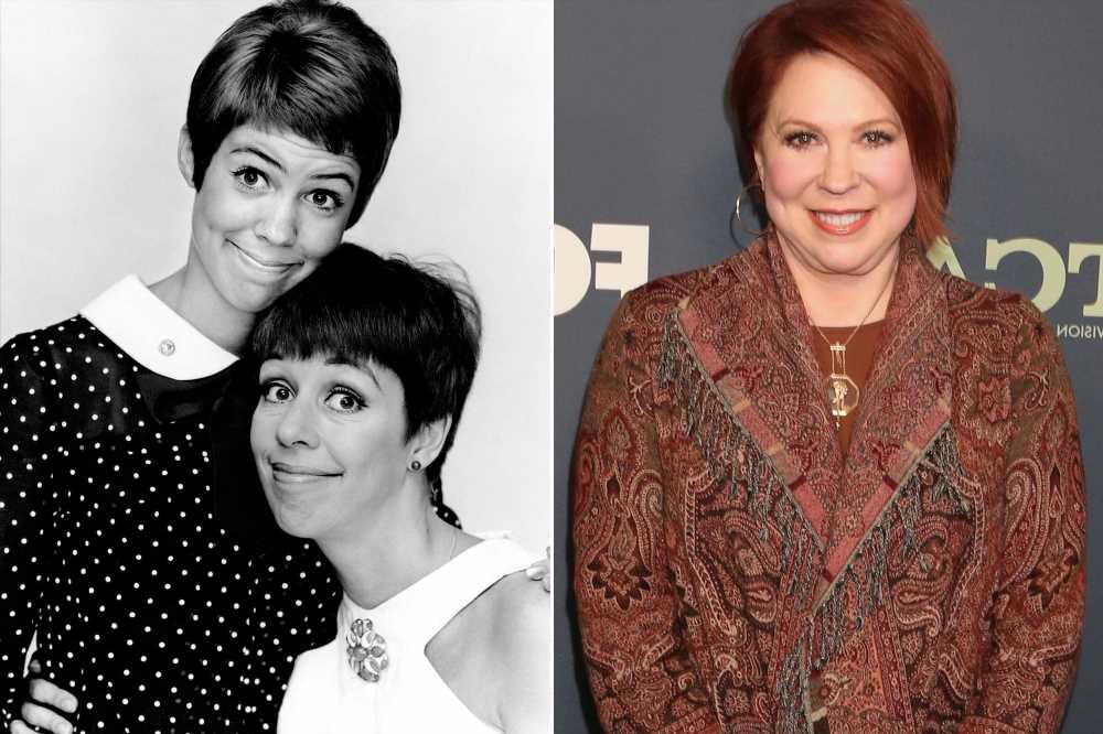 Vicki Lawrence claims she was denied equal pay to a man on Carol Burnett Show