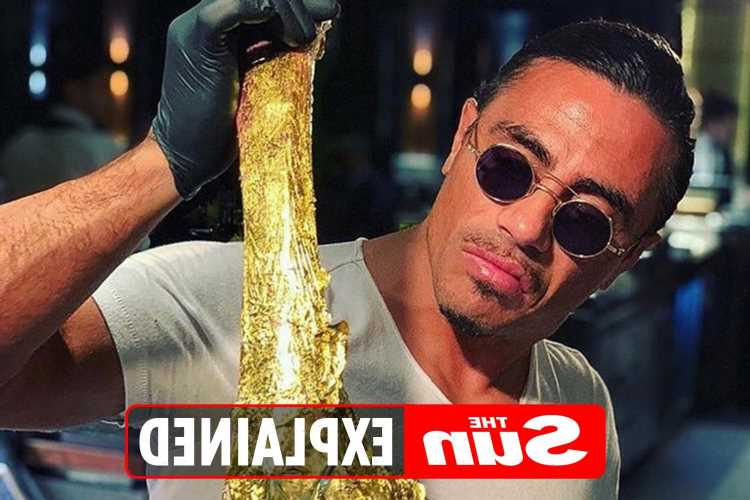 Who is Salt Bae aka Nusr-Et and how did he become famous? – The Sun