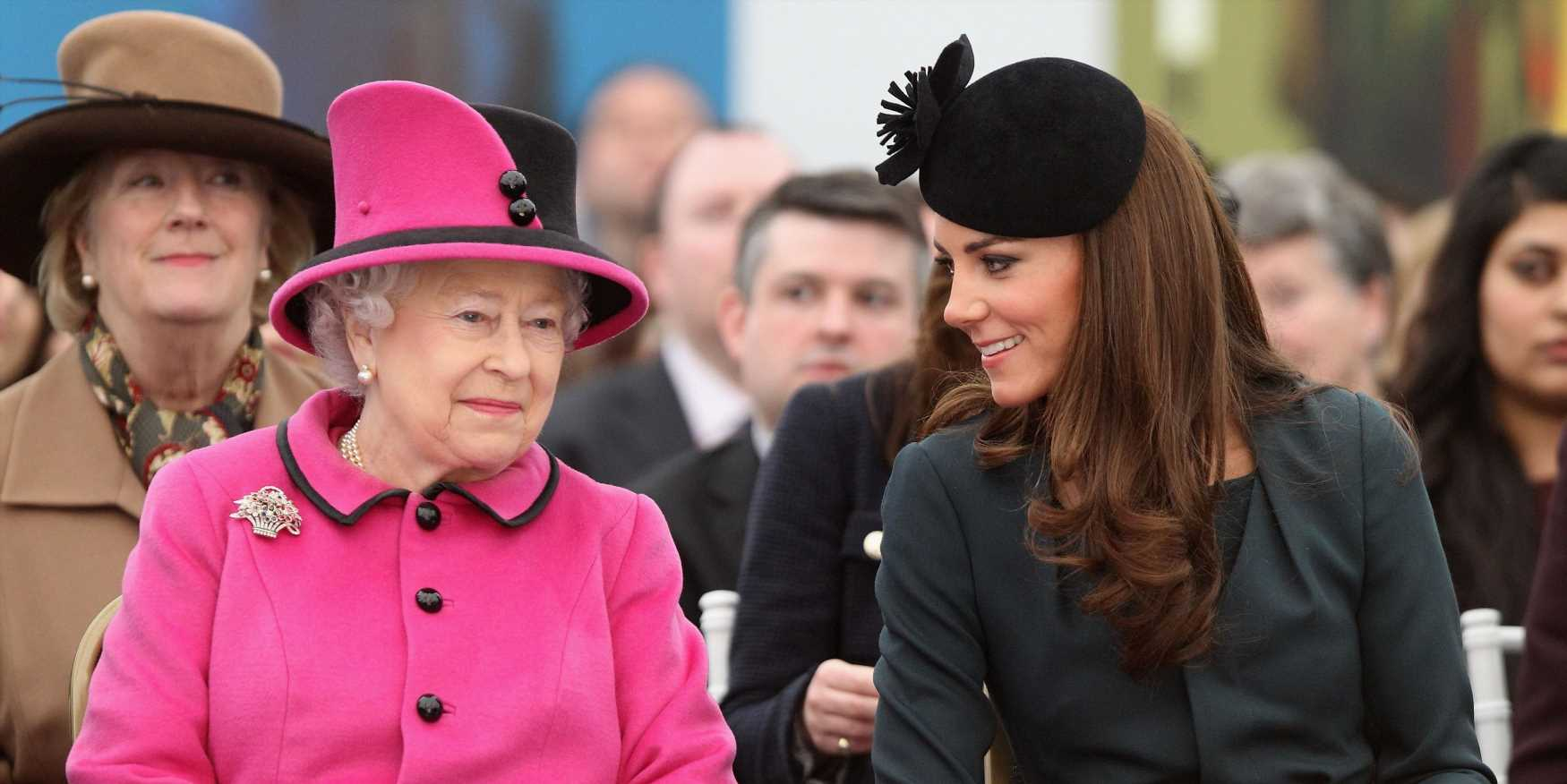 Why the Queen Trusts Kate Middleton to Help Lead the Future of the Royal Family