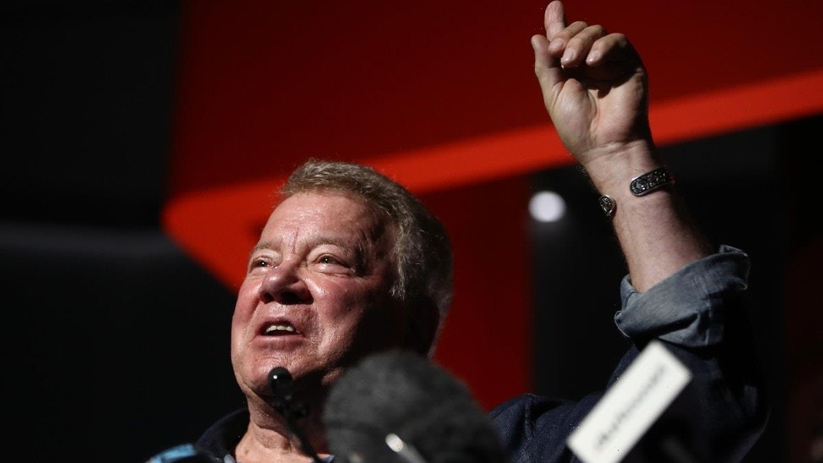 William Shatner Will Fly to Space on Jeff Bezos' Rocket