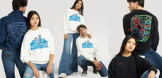 Wrangler Drops a Second 'Rick and Morty' Collection