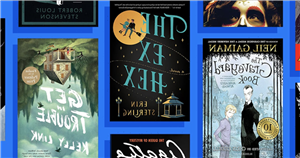 You Won't Need to Sleep With the Lights on After Reading These 13 Spooky-Not-Scary Books