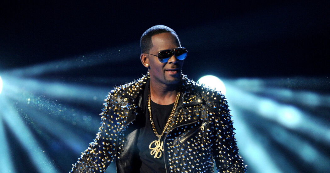 YouTube Deletes Two R. Kelly Channels, but Stops Short of a Ban